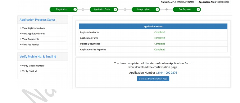 NEET 2021 Application Form (Out) - How to Apply Online_110.1