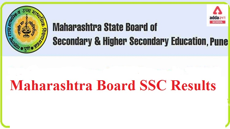 Maharashtra Board SSC Results Out Now - Adda247 School_30.1
