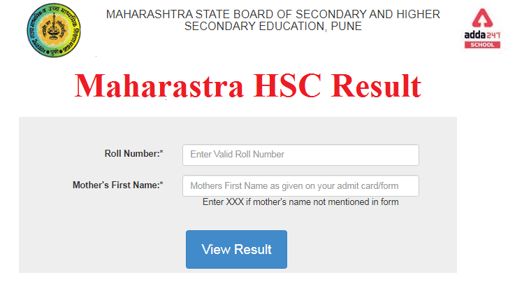 Maharashtra HSC Result 2021 Out: Check at www.mahresult.nic.in_30.1