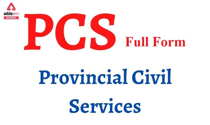 PCS Full Form   adda247_40.1