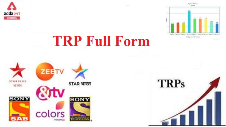 TRP Full Form - Target Rating Point   adda247_40.1