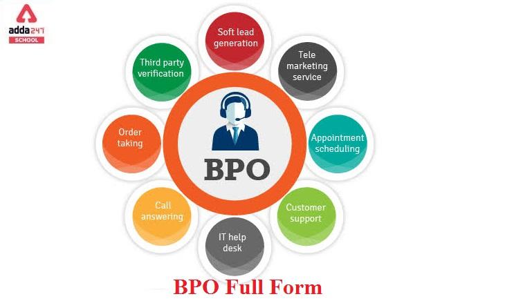 BPO Full Form | What is the Full Form of BPO? | adda247_40.1
