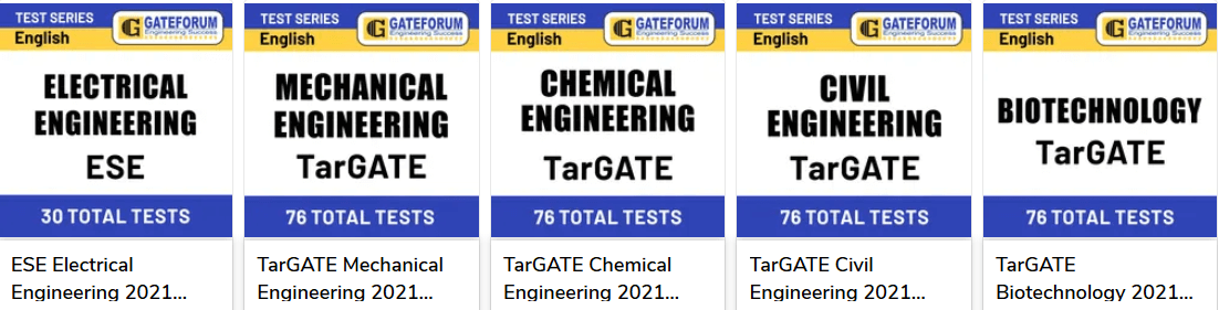 GATE Test Series