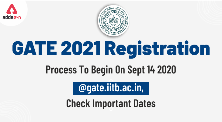 gate 2021 registration