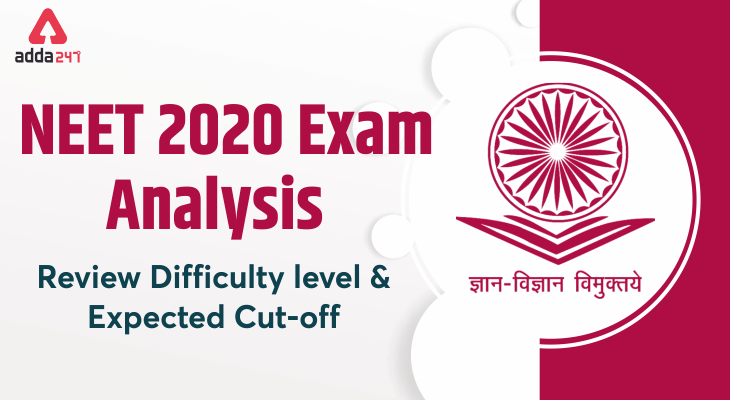 neet 2020 exam analysis
