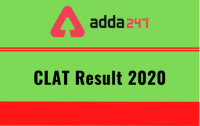 CLAT Result 2020 Out: Download Merit List_30.1