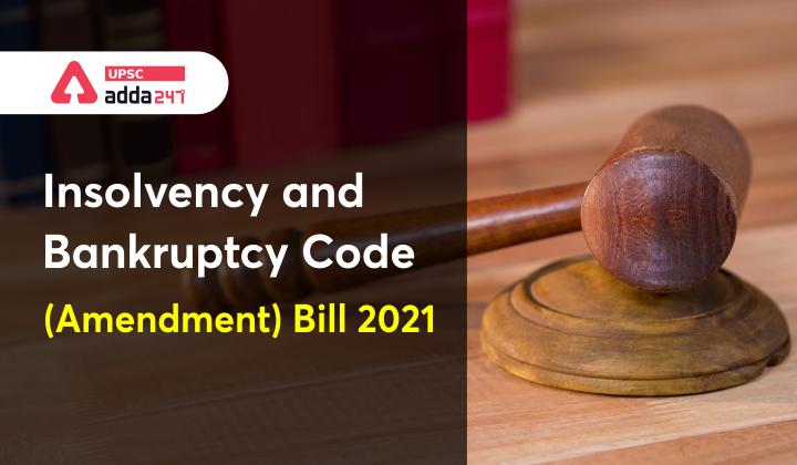 Insolvency and Bankruptcy Code (Amendment) Bill 2021_30.1