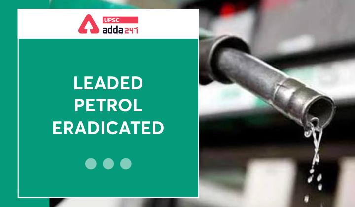 Leaded Petrol Eradicated Says UNEP_40.1