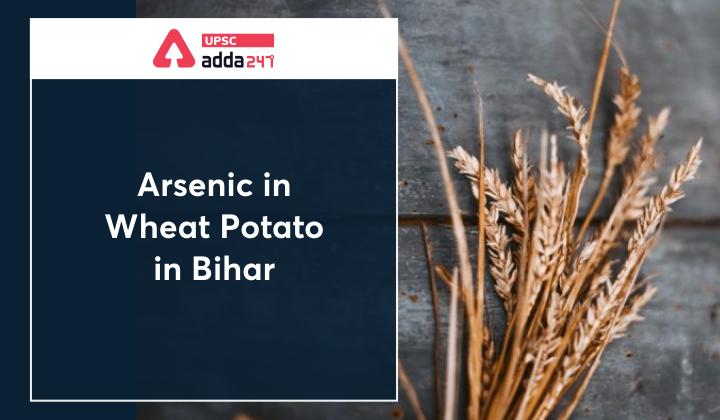 Arsenic Found in Wheat, Potato in Rural Bihar_40.1