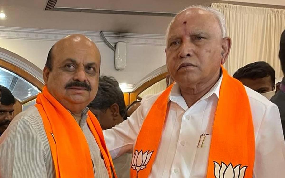 Basavaraj Bommai elected as the new Chief Minister of Karnataka   বাসবরাজ বোমাই কর্ণাটকের নতুন মুখ্যমন্ত্রী হিসাবে নির্বাচিত হলেন_40.1