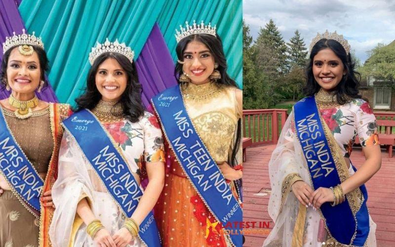 Vaidehi Dongre: New Miss India USA   বৈদেহি ডংরে: নতুন মিস ইন্ডিয়া USA_40.1