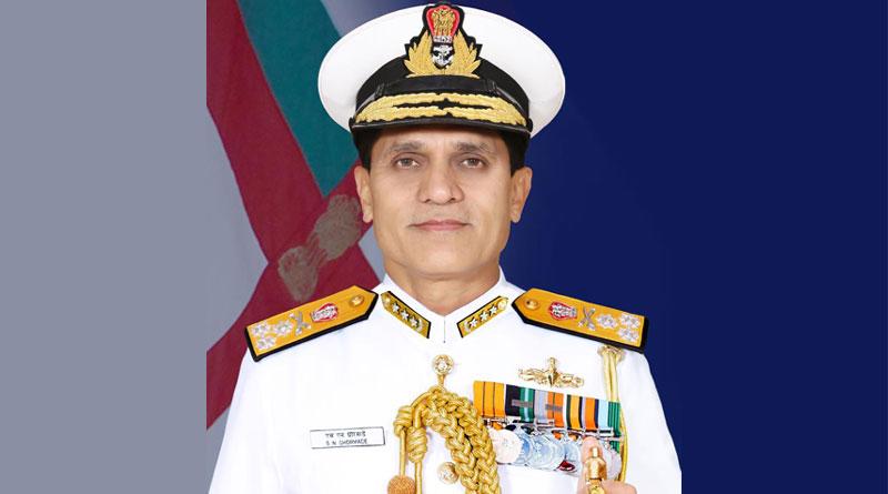 SN Ghormade becomes Naval Staff's chief | এস এন ঘোরমাডে নৌবাহিনীর প্রধান হলেন_40.1