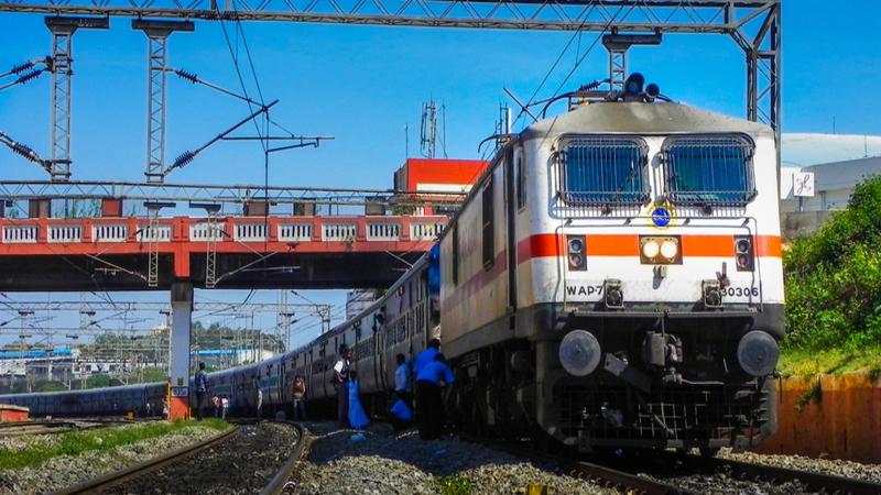 Indian Railways Launches Rail Madad_40.1