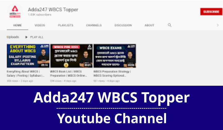 Adda247 WBCS Topper | Pioneer Of WBCS_40.1