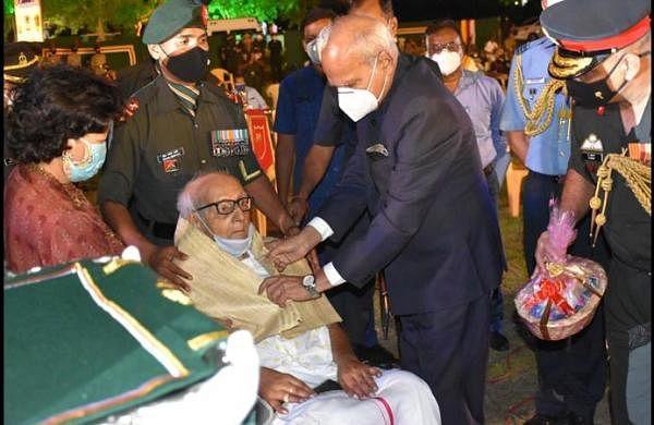 War hero Commodore Kasargod Patnashetti Gopal Rao passes away_40.1