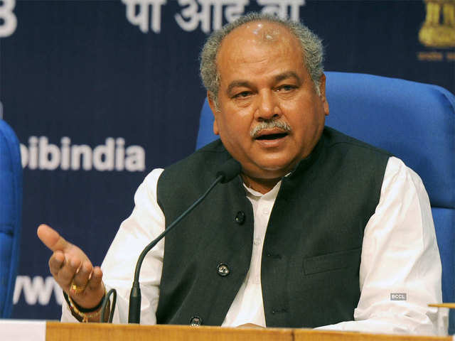 Narendra Singh Tomar addresses 6th SCO Meet of Agriculture Ministers_40.1
