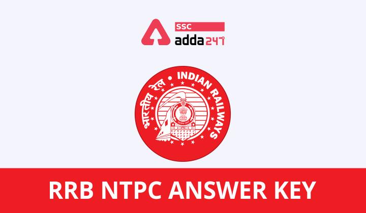RRB NTPC Answer Key | Check_40.1