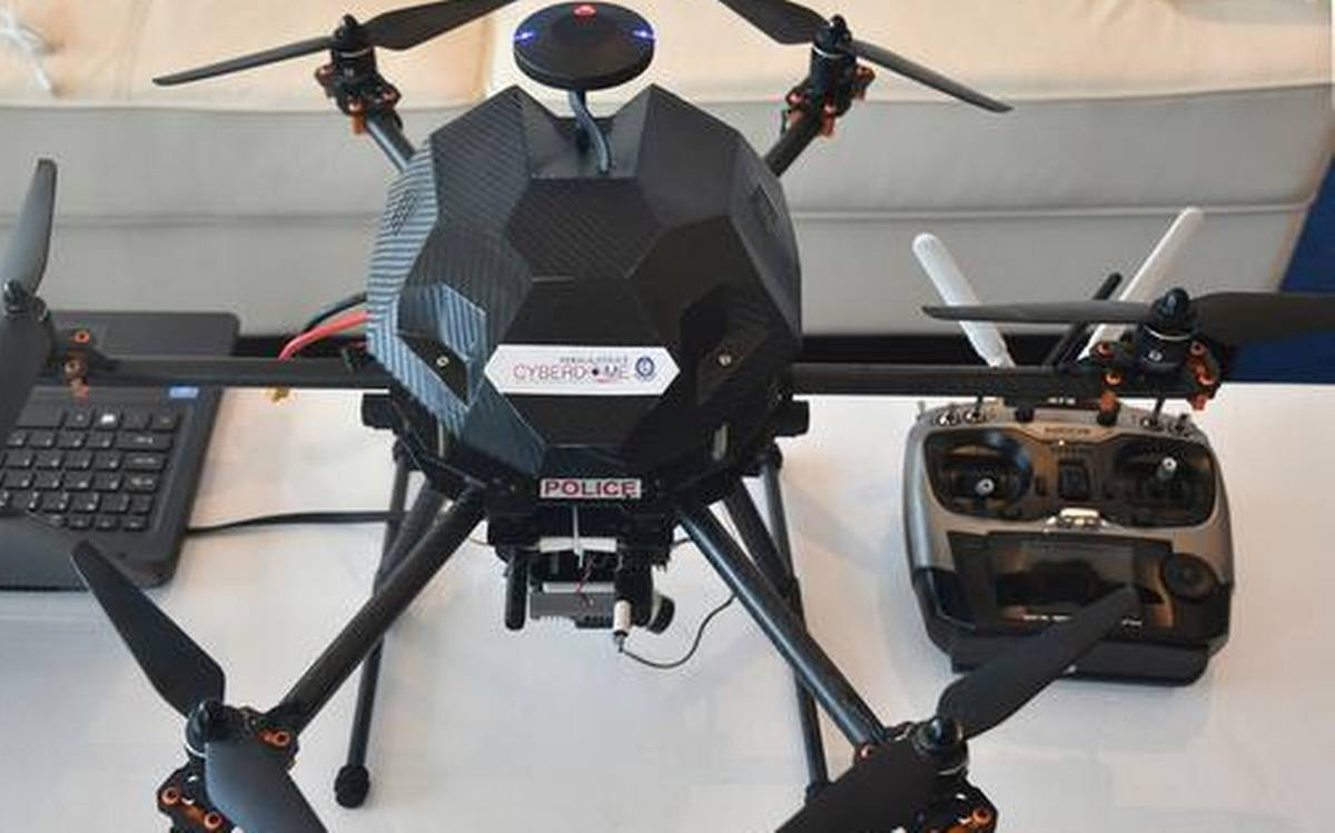 India's first Drone Forensic Lab comes up in Kerala | ভারতের প্রথম ড্রোন ফরেনসিক ল্যাব কেরালায় চালু হল_40.1