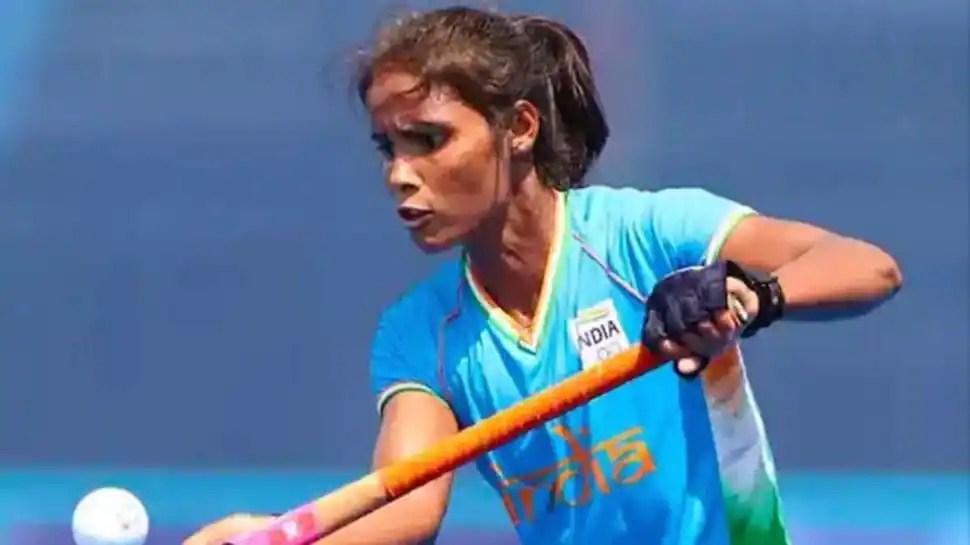 Hockey star Vandana Katariya made U'khand Women & Child Development ambassador | হকি তারকা বন্দনা কাটারিয়া উত্তরাখন্ড মহিলা ও শিশু বিকাশের অ্যাম্বাসেডর হলেন_40.1