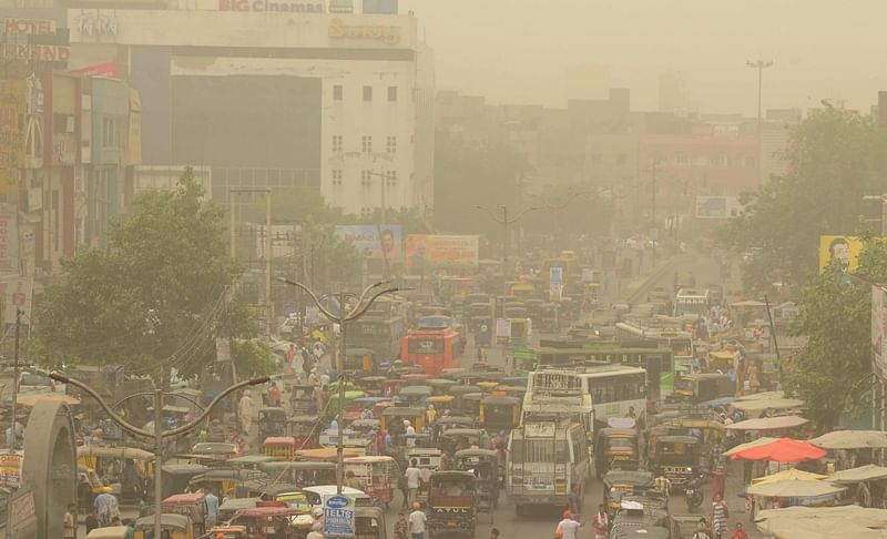 Ghaziabad : world's second most polluted city | গাজিয়াবাদ : বিশ্বের দ্বিতীয় দূষিত শহর_40.1