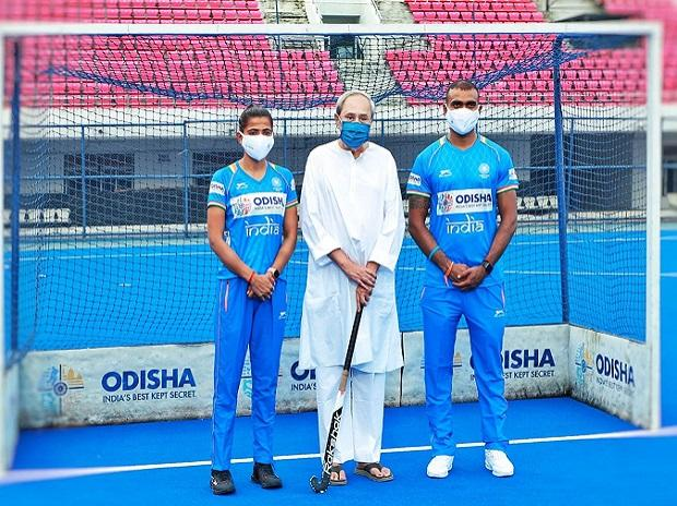 Odisha to sponsor Indian Hockey teams for 10 more years | উড়িষ্যা আরও 10 বছরের জন্য ভারতীয় হকি দলের স্পনসর করবে_40.1