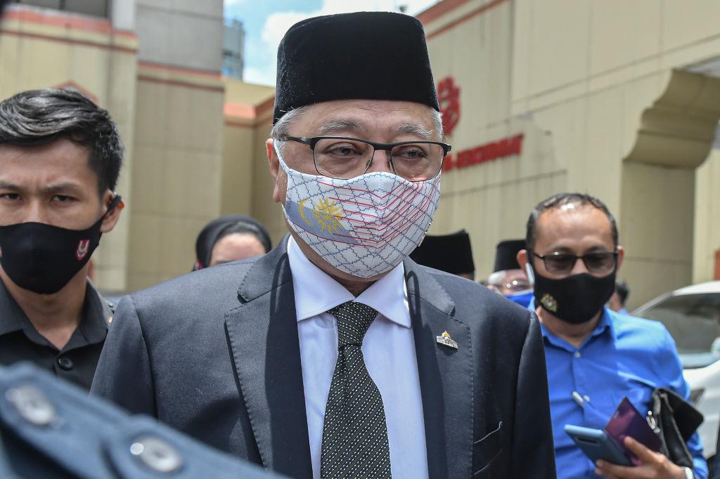 ইসমাইল সাবরি ইয়াকুব মালয়েশিয়ার নতুন প্রধানমন্ত্রী হিসেবে নিযুক্ত হলেন   Ismail Sabri Yaakob appointed as new Prime Minister of Malaysia_40.1