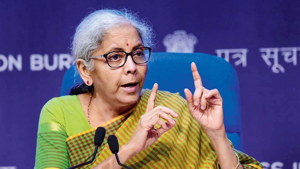 অর্থমন্ত্রক 'উভারতে সীতারে ফান্ড' চালু করেছে   Finance Ministry launched 'Ubharte Sitaare Fund'_40.1
