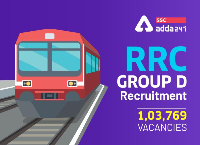 RRC Group D 2021, Check Details_40.1