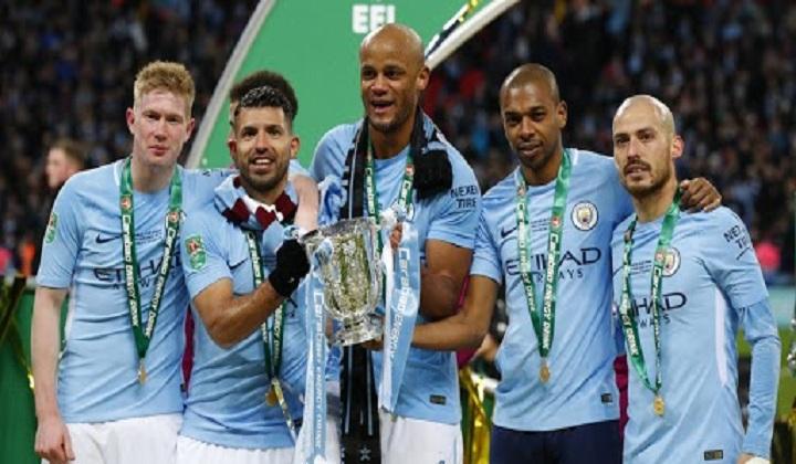 Manchester City won League Cup football tournament | மான்செஸ்டர் சிட்டி -லீக் கோப்பை கால்பந்து போட்டியில் வென்றது |_40.1