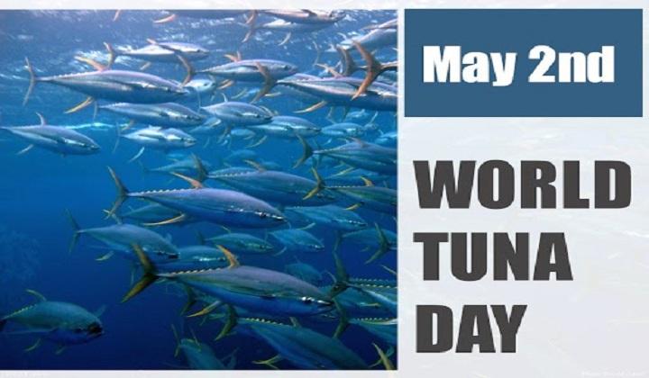 World Tuna Day: 2 May   உலக டுனா தினம்: 2 மே  _40.1