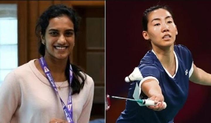 Sindhu, Michelle Li appointed ambassadors for IOC's 'Believe in Sport' campaign |சிந்து, மிச்செல் லி ஆகியோர் IOCயின் 'விளையாட்டில் நம்பிக்கை' பிரச்சாரத்திற்கான தூதுவர்களாக நியமிக்கப்பட்டுள்ளனர் |_40.1