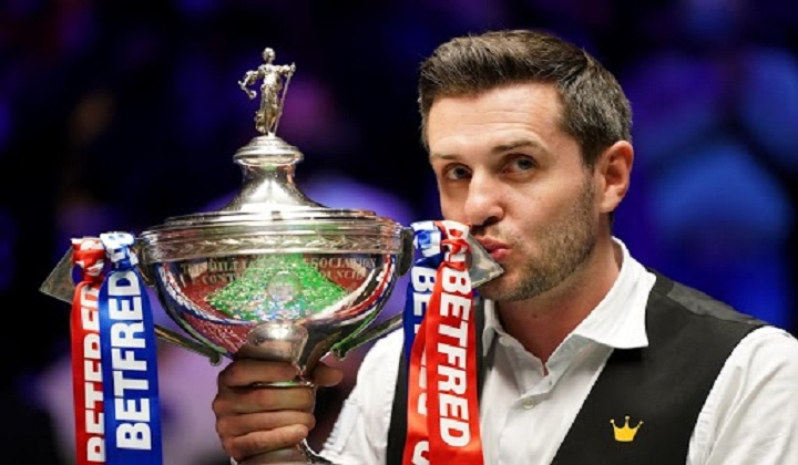 Mark Selby becomes World Snooker Champion | மார்க் செல்பி உலக ஸ்னூக்கர் சாம்பியனானார் |_40.1