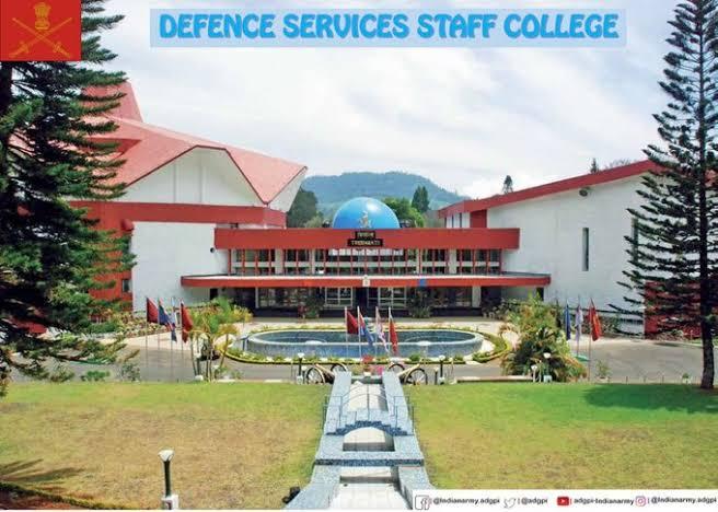 Defence Services Staff College Recruitment 2021 | பாதுகாப்பு சேவைகள் பணியாளர் கல்லூரி ஆட்சேர்ப்பு 2021 |_40.1