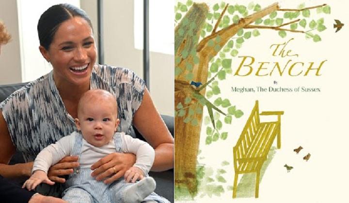 Meghan Markle set to release Children's Book 'The Bench' | மேகன் மார்கல் குழந்தைகள் புத்தகமான 'தி பெஞ்ச்' வெளியிட உள்ளார் |_40.1