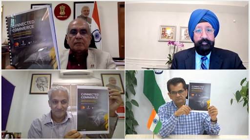 NITI Aayog, Mastercard release report on Connected Commerce | NITI ஆயோக், மாஸ்டர்கார்டு இணைக்கப்பட்ட வர்த்தகம் குறித்த அறிக்கை வெளியீடு |_40.1