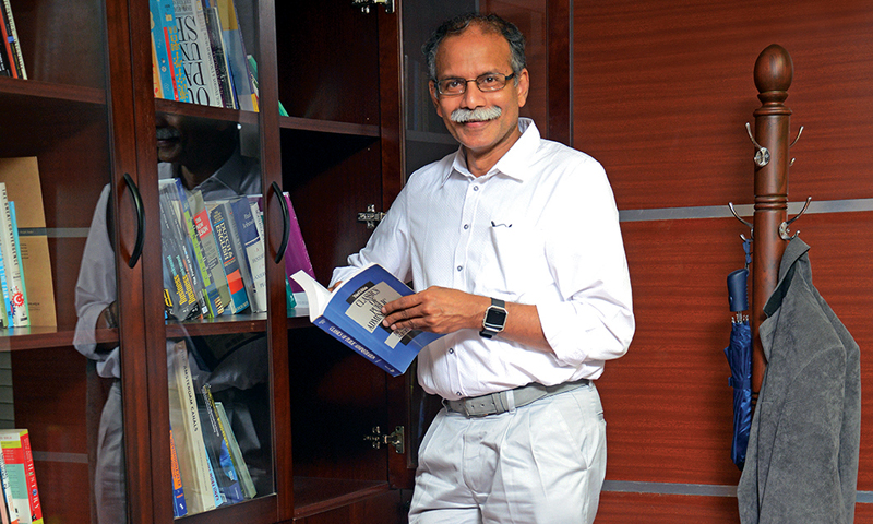 Padmakumar Nair Appointed as CEO of National Asset Reconstruction Company   பத்மகுமார் நாயர் தேசிய சொத்து புனரமைப்பு நிறுவனத்தின் தலைமை நிர்வாக அதிகாரியாக நியமிக்கப்பட்டார்  _40.1