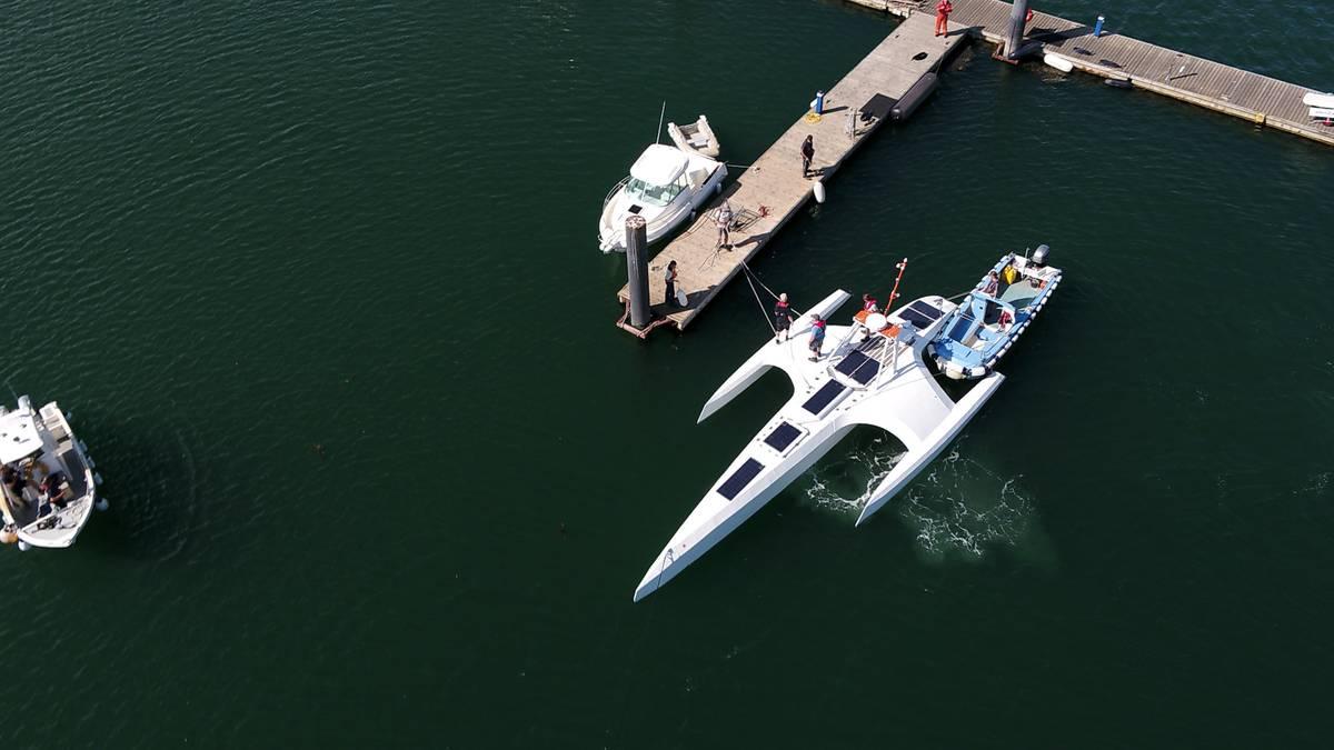Mayflower 400: World's First Unmanned Vessel to Navigate Across Atlantic | மேஃப்ளவர் 400: உலகின் முதல் ஆளில்லா கப்பல் அட்லாண்டிக் முழுவதும் செல்ல உள்ளது |_40.1