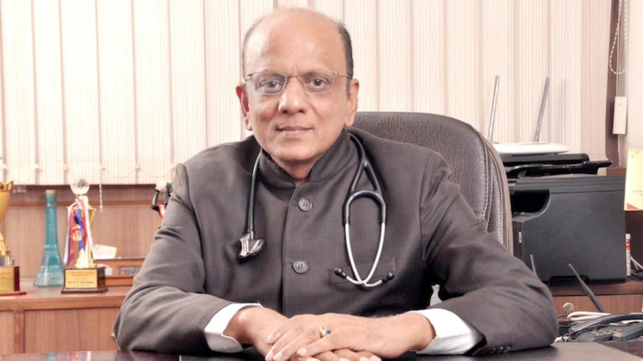 Former President of Indian Medical Association Dr. KK Aggarwal Passes Away | இந்திய மருத்துவ சங்கத்தின் முன்னாள் தலைவர் டாக்டர் கே.கே.அகர்வால் காலமானார் |_40.1