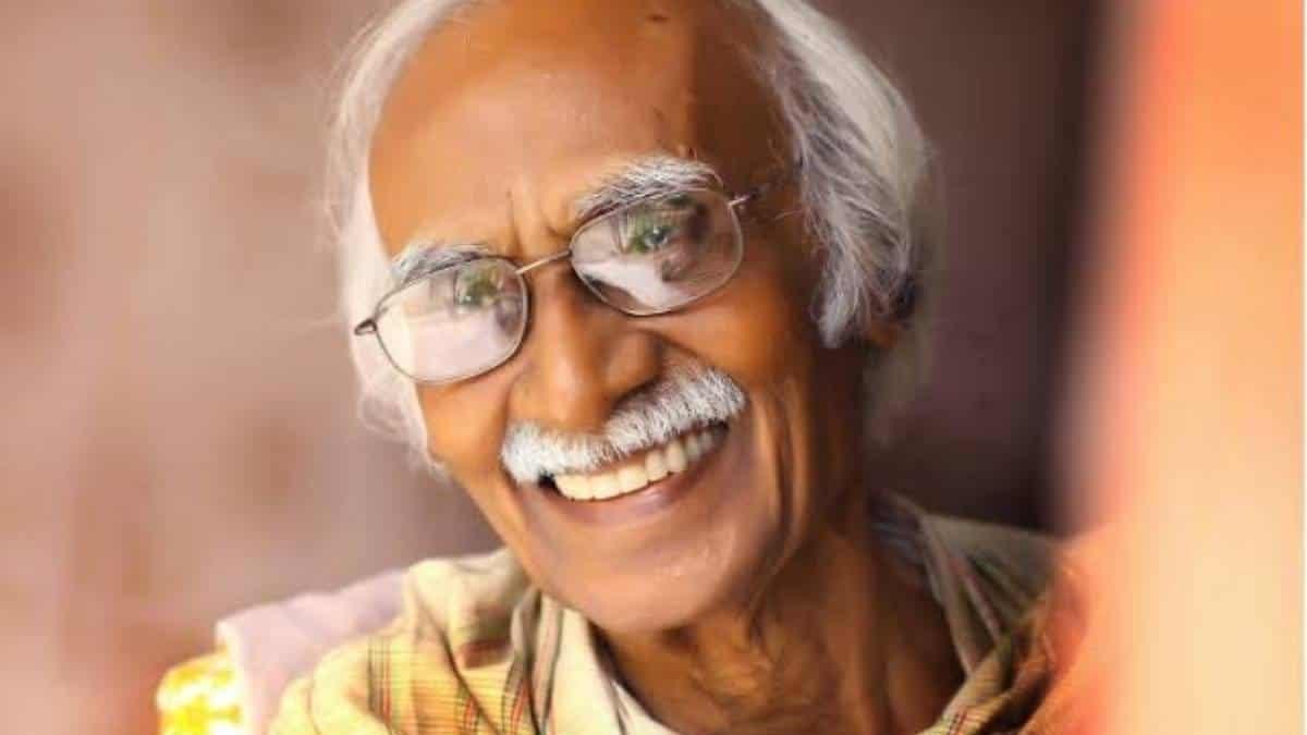 Renowned Tamil Writer and Folklorist Ki. Rajanarayanan Passes Away | புகழ்பெற்ற தமிழ் எழுத்தாளரும் நாட்டுப்புற எழுத்தாளருமான கி. ராஜநாராயணன் காலமானார் |_40.1