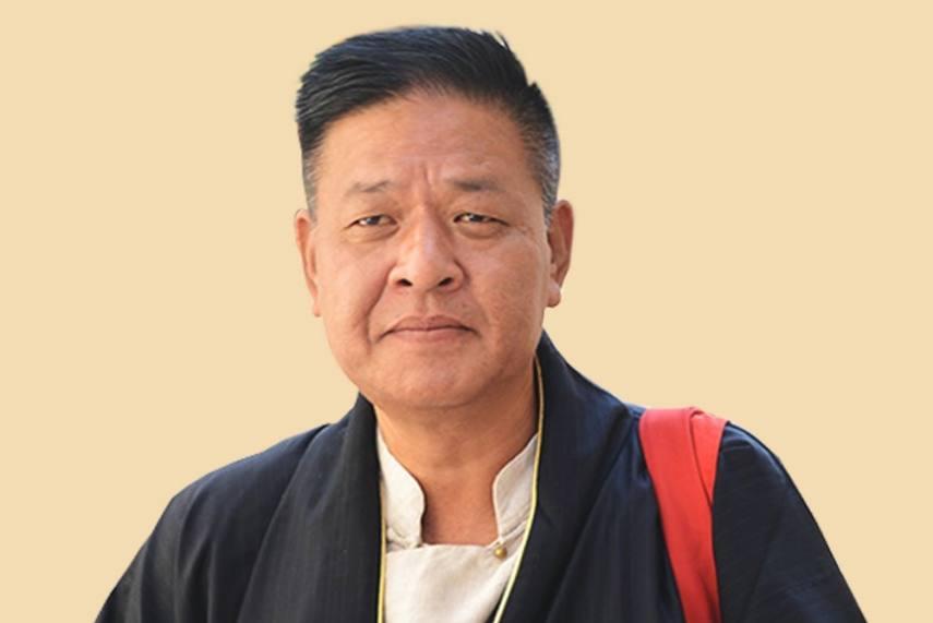 Penpa Tsering elected president of Tibetan exile government | திபெத்திய தனித்த அரசாங்கத்தின் தலைவராக பென்பா செரிங் தேர்ந்தெடுக்கப்பட்டார் |_40.1