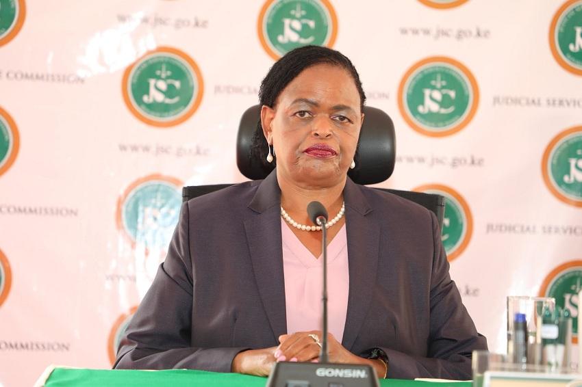 Martha Koome becomes Kenya's first woman chief justice | மார்தா கூம் கென்யாவின் முதல் பெண் தலைமை நீதிபதியாகிறார் |_40.1
