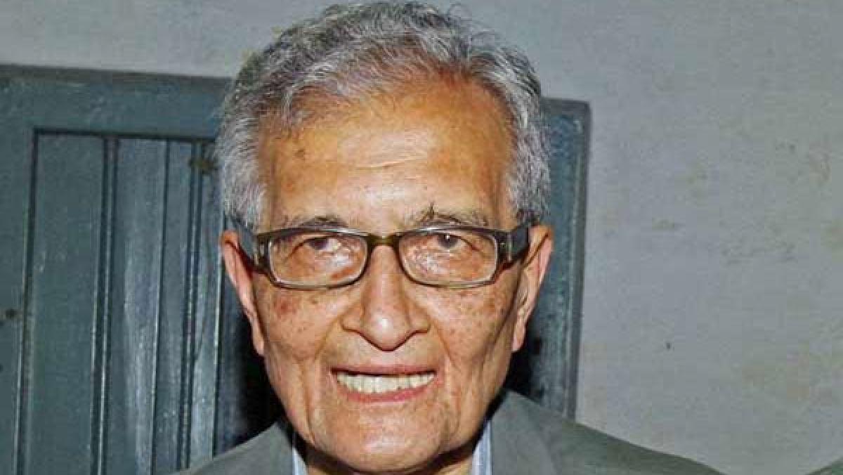 Nobel Laureate Amartya Sen conferred with Spain's top award | நோபல் பரிசு பெற்ற அமர்த்தியா செனுக்கு ஸ்பெயினின் சிறந்த விருதை வழங்கப்பட்டது. |_40.1