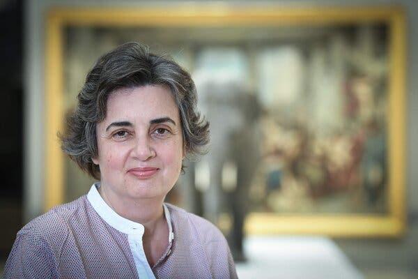 Louvre gets its first female leader in 228 years | லூவ்ரே 228 ஆண்டுகளுக்கு பிறகு முதன் முதலில் பெண் தலைவரைப் பெறுகிறது. |_40.1