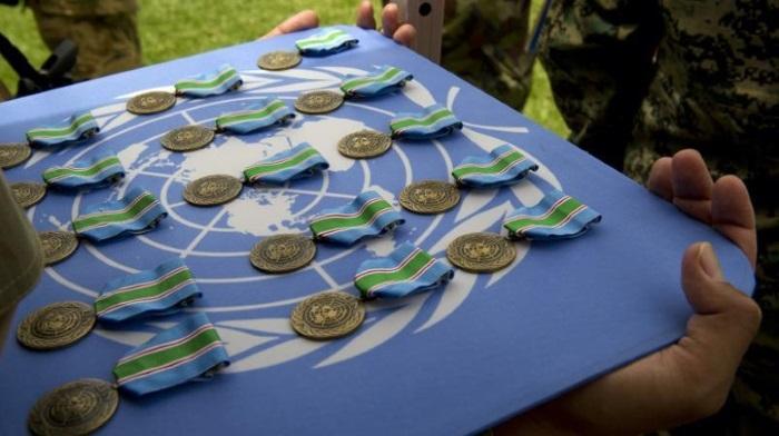 3 Indian peacekeepers to be honoured with UN's prestigious medal | 3 இந்திய அமைதி காக்கும் படையினர் ஐ.நாவின் மதிப்புமிக்க பதக்கத்துடன் கௌரவிக்கப்பட்டனர் |_40.1