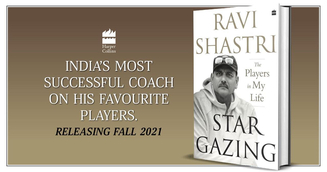 Ravi Shahtri's Debut Book Titled 'Stargazing: The Players in My Life' | ரவி சாஸ்திரியின் அறிமுக புத்தகத்தை 'ஸ்டார்கேசிங்: தி பிளேயர்ஸ் இன் மை லைஃப்' என அறிவித்தார் |_40.1