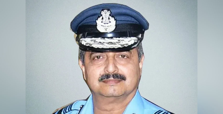 Air Marshal Vivek Ram Chaudhari appointed as IAF Vice Chief | ஏர் மார்ஷல் விவேக் ராம் சவுதாரி IAF துணைத் தலைவராக நியமிக்கப்பட்டார் |_40.1