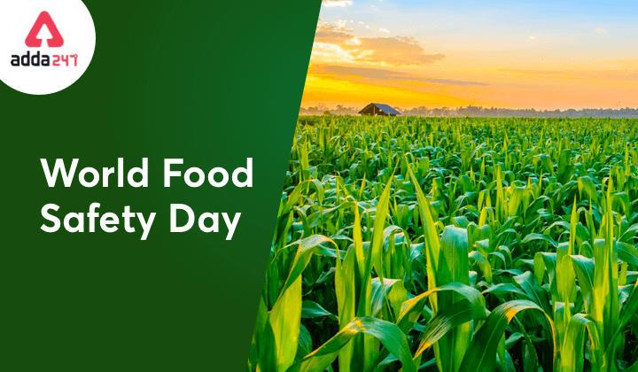 World Food Safety Day: 7th June | உலக உணவு பாதுகாப்பு தினம்: ஜூன் 7 |_40.1