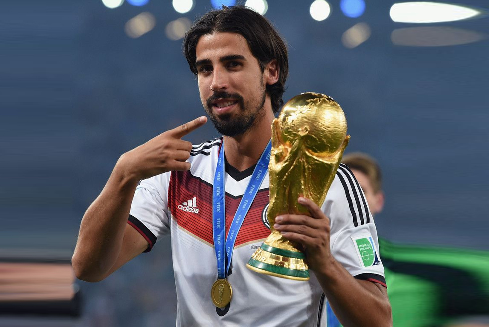 Germany's FIFA World Cup-winner Sami Khedira announces retirement | ஜெர்மனியின் ஃபிஃபா உலகக் கோப்பை வென்ற சாமி கெதிரா ஓய்வு பெறுவதாக அறிவித்தார் |_40.1