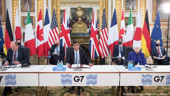 G7 deal on Minimum Global Corporate Tax | G7, குறைந்தபட்ச உலகளாவிய கார்ப்பரேட் வரி மீதான வரி விதிப்பது குறித்த ஒரு முக்கிய ஒப்பந்தத்தில் கையெழுத்திட்டன. |_40.1