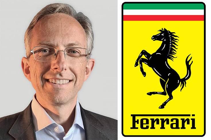 Ferrari appoints Benedetto Vigna as new company CEO | ஃபெராரி புதிய நிறுவனத்தின் தலைமை நிர்வாக அதிகாரியாக பெனடெட்டோ விக்னாவை நியமித்தது |_40.1